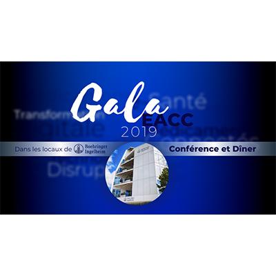 GALA EACC 2019  – 3 décembre 2019