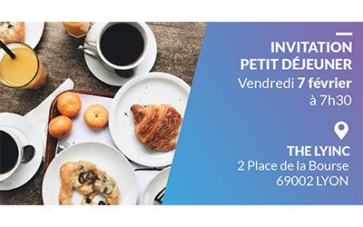 PETIT DÉJEUNER FEDECLARA  – 7 février 2020