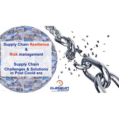 Résilience de la chaîne d'approvisionnement – Post Covid v5